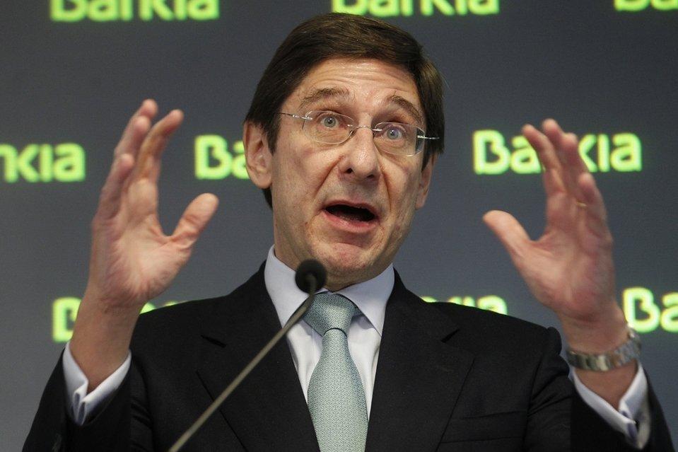 Resultado de imagen de presidente bankia