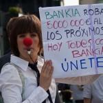 Bankia afectados en cuatro TV