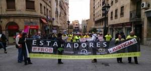 Afectados preferentes Caja Espana-Duero FUENTE La opinion de Zamora (1)