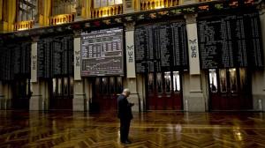 Bolsa de Madrid FOTO EL PAIS