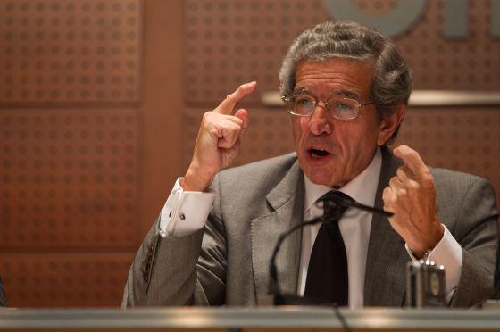 Braulio Medel, presidente de Unicaja FUENTE DIARIO EL PAIS