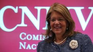 Elvira Rodriguez, Comision Nacional Mercado de Valores FUENTE diario ABC