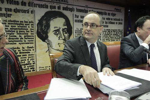 Fernando Restoy, presidente del FROB FUENTE Europa Press