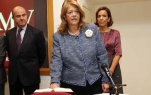 La presidenta de la CNMV Elvira Rodriguez fUENTE Fundspeople