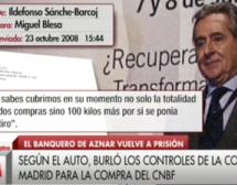 Blesa minimizó no quiso arriesgar su inversión en las preferentes de Caja Madrid-Bankia y prefirió colocarlas a su red de clientes