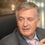 Pere Antoni de Doria, ex director general Caixa Laietana