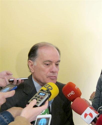 Tomas Villanueva, consejero de Economia de la Junta de Castilla y Leon FUENTE EUROPA PRESS