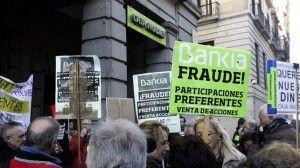Afectados preferentes Bankia FUENTE 20 minutos