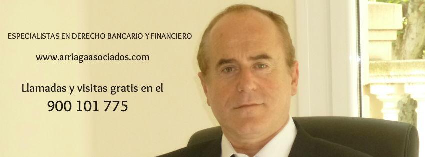 Arriaga Asociados, abogados especialistas en derecho bancario y financiero