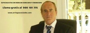 Arriaga Asociados, especialistas en derecho bancario y financiero