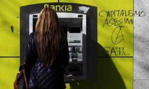 Cajero de Bankia FUENTE Diario El Mundo