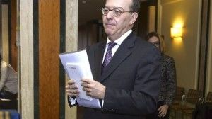 El director general del FROB, Antonio Carrascosa