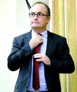 Ferando Restoy, presidente del FROB FUENTE El Faro de Vigo