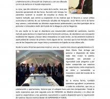 Jesús María Ruíz de Arriaga, participó en la charla-coloquio, organizada por el Foro Profesional de Derecho y Administración y Dirección de Empresa (FORDADE)