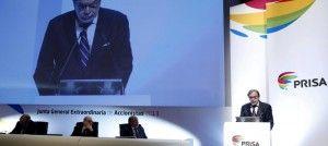 Junta general de accionista del grupo PRISA FUENTE Agencia EFE