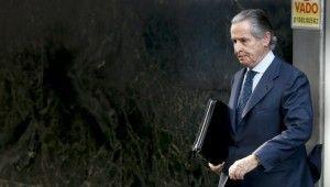 Blesa a su salida de la Audiencia Nacional FUENTE Agencia EFE