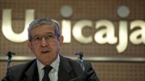 Braulio Medel, presidente de Unicaja FUENTE El Confidencial (1)