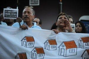 Hipotecas abusivas con clausulas suelo FUENTE Lamarea.com