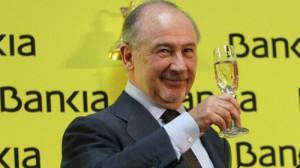 Rodrigo Rato en la salida a Bolsa de Bankia Fuente El Diario