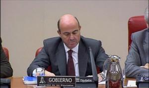 El ministro Luis de Guindos abrio el arbitraje en junio de 2012 FUENTE Diario ABC