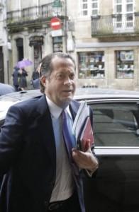 Juan Carlos Escotet , futuro presidente de Novagalicia FUENTE Diario El Faro de Vigo