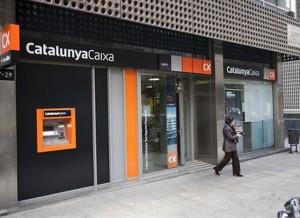 Oficina de Catalunya Caixa en Barcelona FUENTE El Confidencial