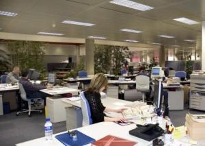 Los bancos han pasado a ser una preocupación para los españoles FUENTE La informacion.com