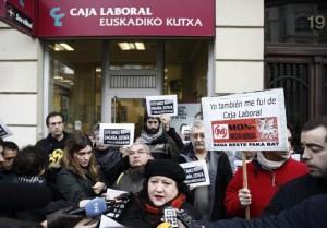 Las preferentes de Eroski de Caja Laboral acumulan muchas denuncias en los juzgados FUENTE Eldiario.es