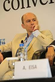 Jenaro Garcia siempre ha sido un hombre muy habilidoso que ha sabido maquear su empresa FUENTE es.wikipedia.org
