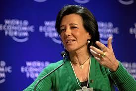 Ana Patricia Botin se tendria que preocupar por las 129.000 familias afectadas por la compra de Valores Santander FUENTE es.wikipedia.org