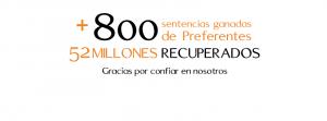 Arriaga Asociados se ha convertido ya en el despacho de referencia para reclamar las preferentes FUENTE arriagaasociados.com