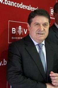 Jose Luis Olivas, presidente de Bancaja, fue otro de los responsables de la salida a Bolsa de Bankia FUENTE commons.wikimedia.org