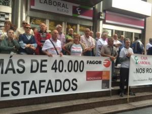 El Pais Vasco experimenta un aumento de demandas judiciales por las preferentes de Eroski y Fagor FUENTE flickr.com