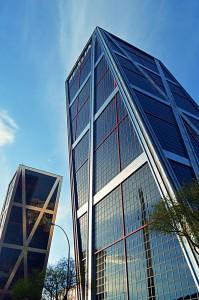 Con las preferentes y la venta de acciones, Bankia captaba recursos propios para recapitalizarse en tiempos de crisis FUENTE flickr.com