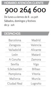 Arriaga Asociados tiene un telefono gratuito para atender a accionistas de Bankia en cualquiera de sus 20 despachos FUENTE arriagaasociados.com
