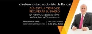 Aun esta a tiempo de recuperar su dinero de acciones de Bankia FUENTE arriagaasociados.com