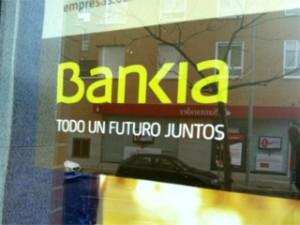 El recorrido bursatil de Bankia ha sido un descalabro desde su salida a bolsa FUENTE flickr.com