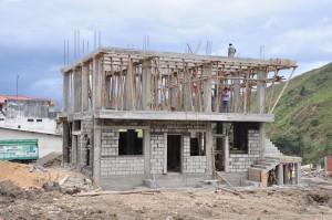 Si la vivienda no ha llegado a construirse se puede pedir responsabilidades al promotor y al banco FUENTE flickr.com