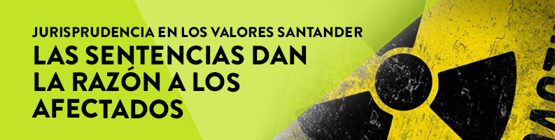 Jurisprudencia de los Valores Santander