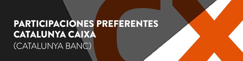 Reclamar Preferentes de Catalunya Caixa