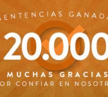Bienvenidos a la abogacía fácil: los 20.000 éxitos de Arriaga Asociados