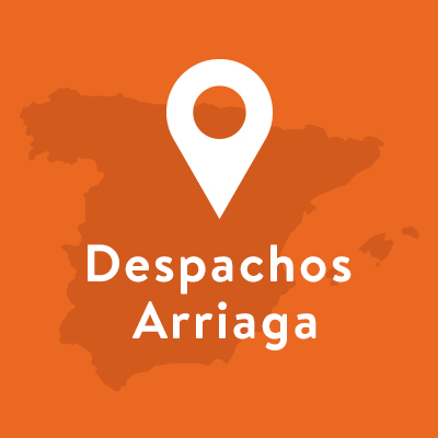 Oficinas Arriaga en España