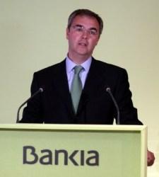 José Sevilla, director general de Presidencia de Bankia. Foto: Guillermo Lucas