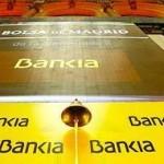 Bankia en salida a Bolsa Madrid