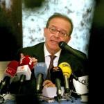 El presidente del FROB, Antonio Carrascosa