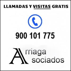Llamadas y Visitas gratis Centrado y Subrayado nuevo logo