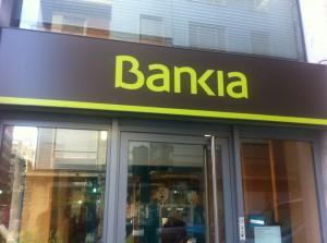 Oficina Bankia Valencia