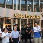 Afectados Caja Espana FUENTE SALAMANCA 24 HORAS