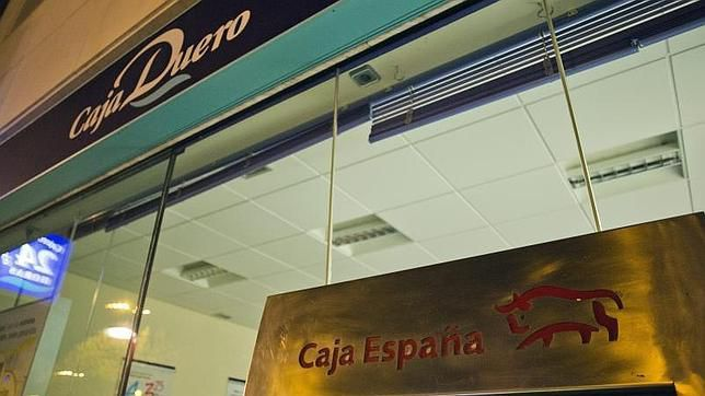 Caja España y Caja Duero FUENTE: DIARIO QUE