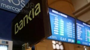 Cotizacion Bankia FOTO EFE